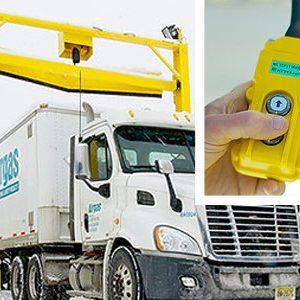 Systèmes de déneigement de camions