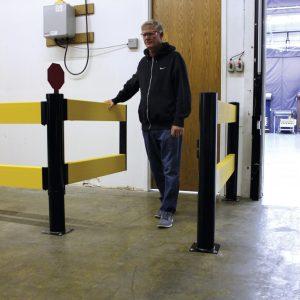 SAFE-T-GATE™ SWING
