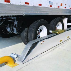 Système de Retenue par blocage de roue