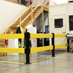In-Plant Safety Barriers